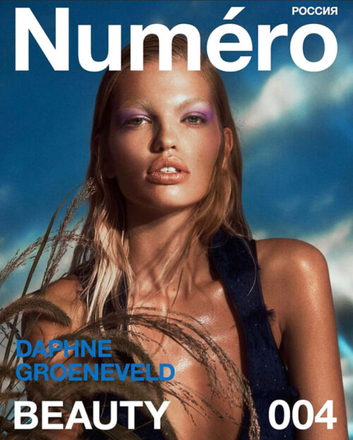 Numero Russia Daphne Groeneveld by Caleb and Gladys